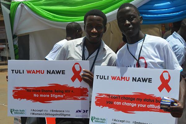 Tuli Wamu Nawe Campaign